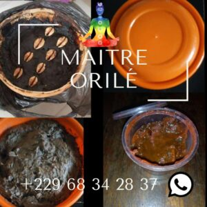 Le savon de chance du grand maître marabout Orilé